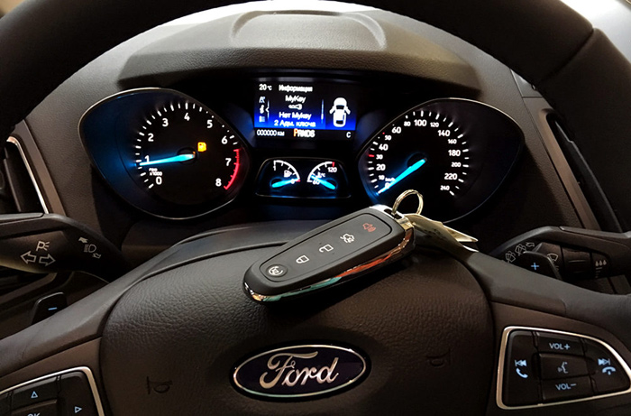 Ford Remote Start