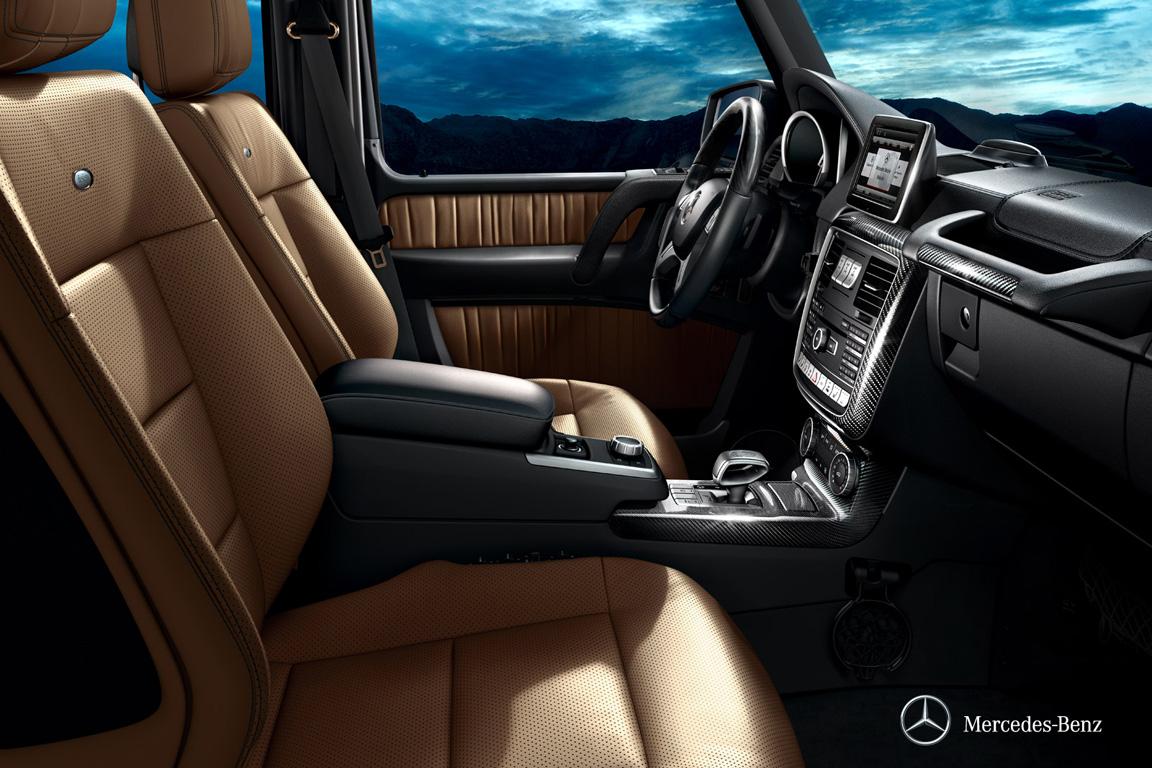 Mercedes-Benz G-class 2015