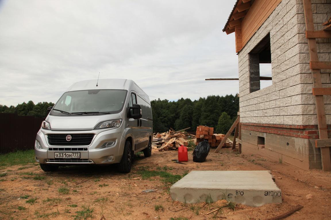 Fiat Ducato: Помощник в доме