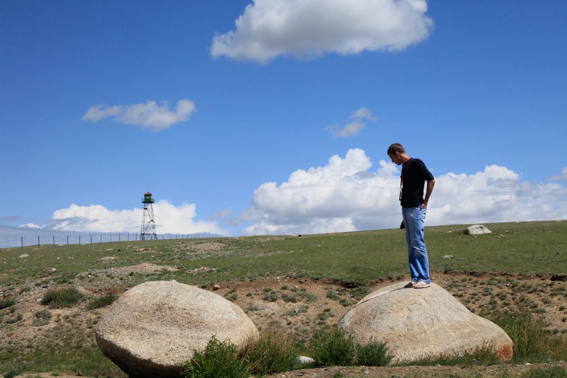 По пути Чингисхана:День второй. Здравствуй Монголия