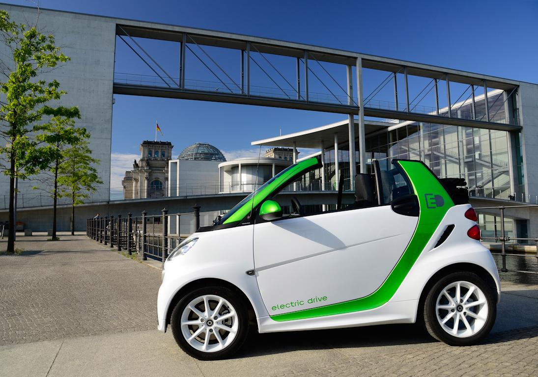 Smart: Электрическое настоящее
