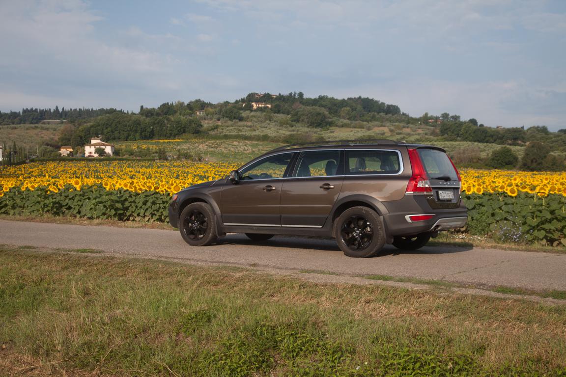 Volvo XC70: Отпуск на колесах