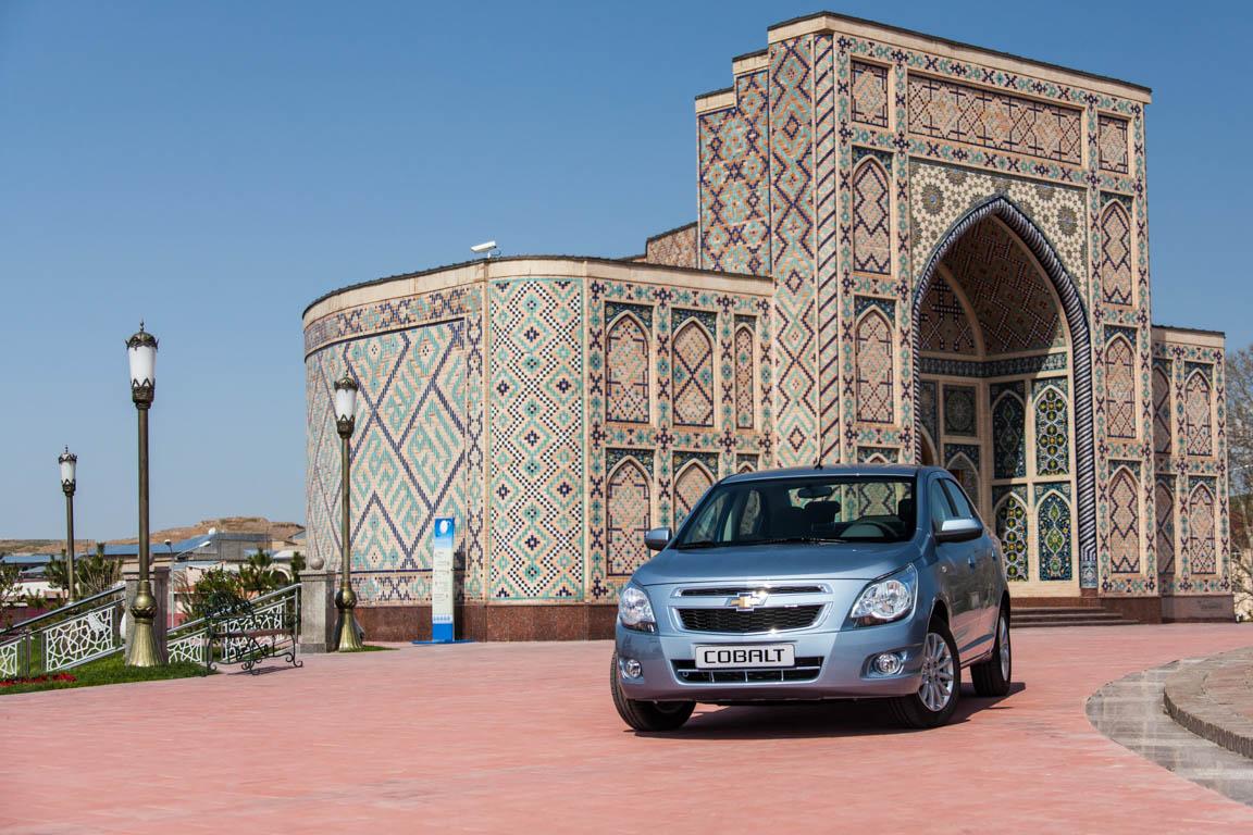 Chevrolet Cobalt: Узбекский седан для России