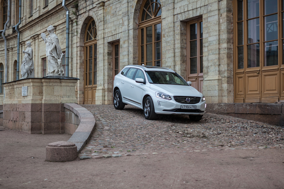 Volvo Drive-E: Дорогой царей