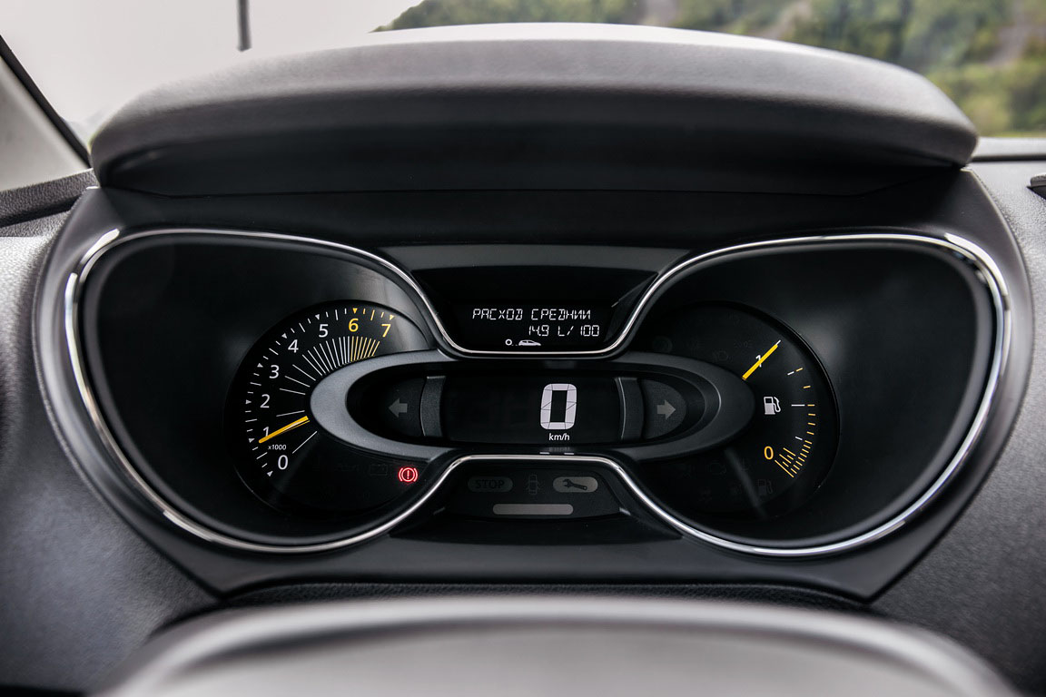 Renault Kaptur: сделано в России!