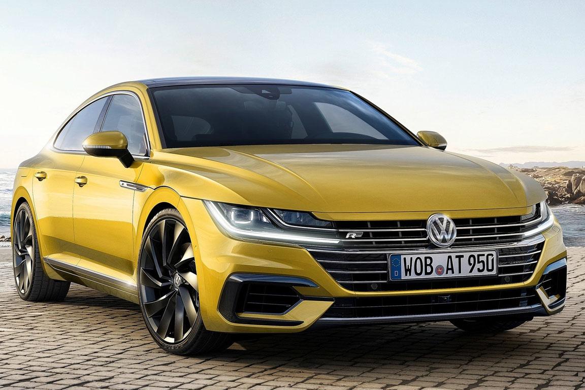 Volkswagen Arteon 2017