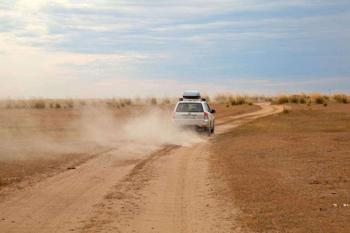 Subaru Forester: Через тернии к звездам