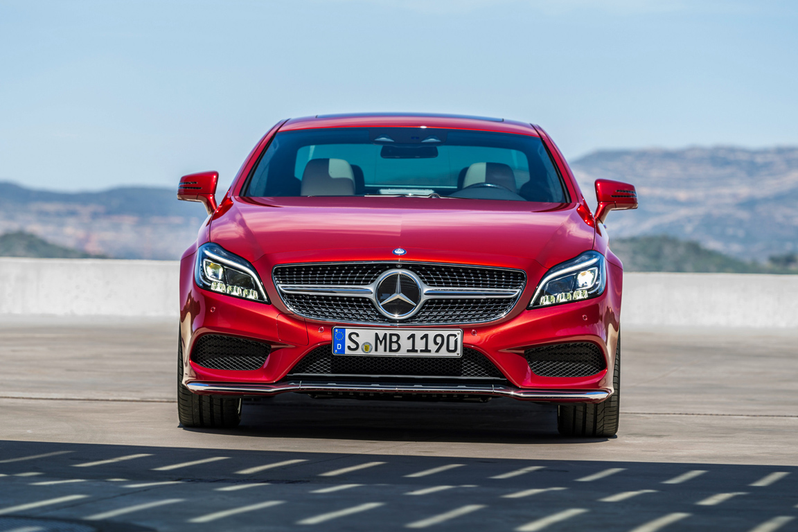 Mercedes-Benz CLS 2014