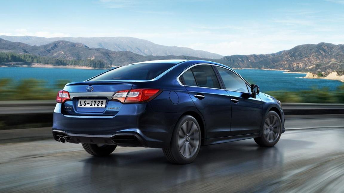 Subaru Legacy в России: известны цены