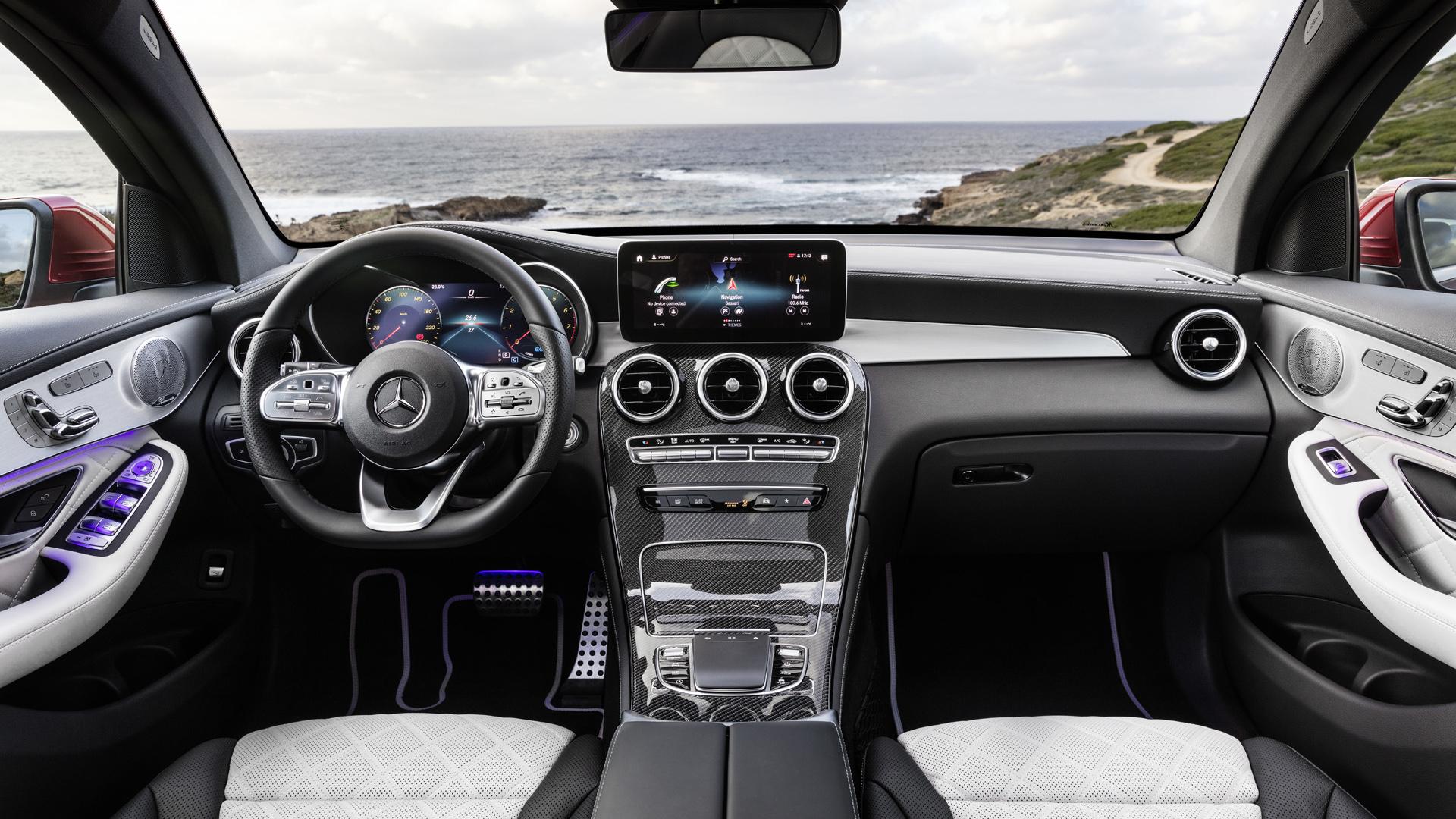 Mercedes-Benz GLC Coupe 2020