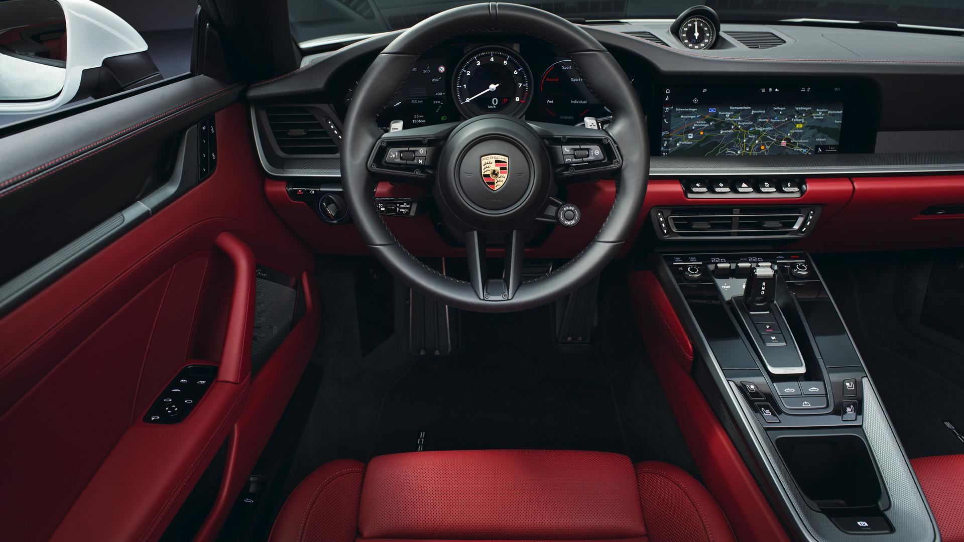 Porsche 911 carrera cabriolet 2020 992