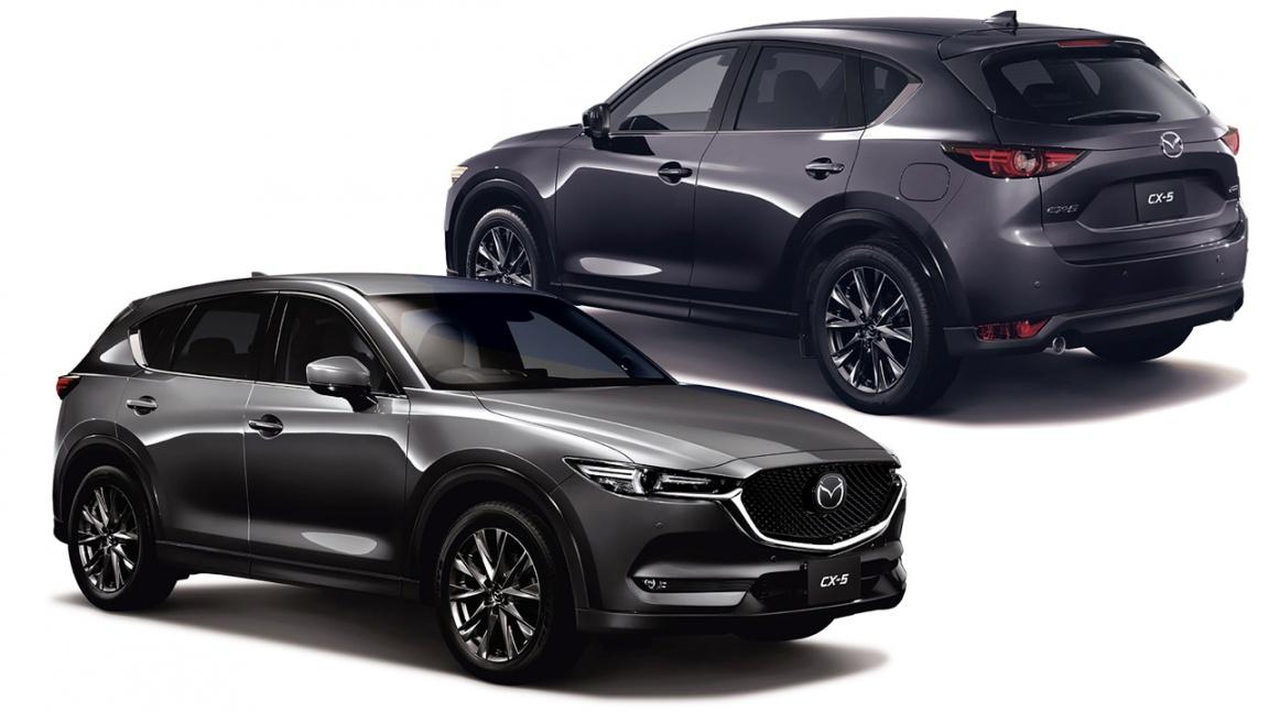 Mazda CX-5 Обновленный 2019