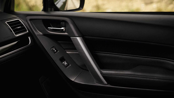 Subaru Forester Black Edition