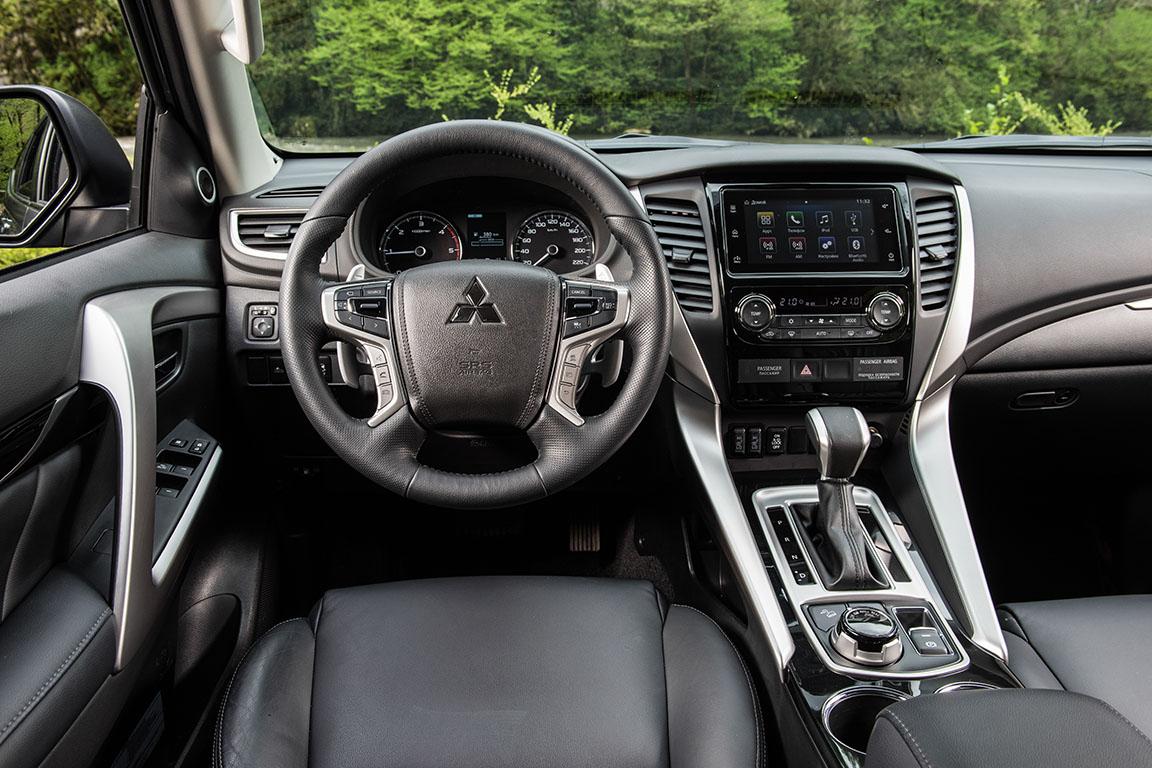 Mitsubishi Pajero Sport Diesel