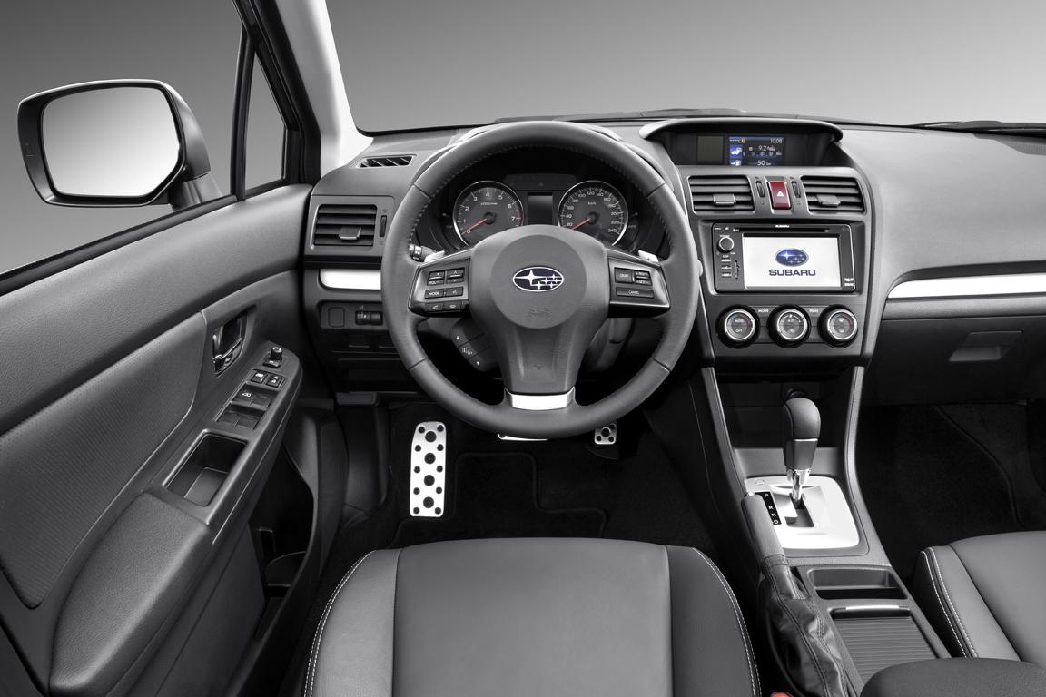 Subaru Impreza: Непробиваемая
