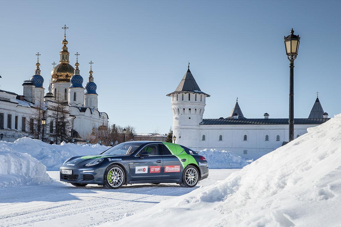 Plug In To Siberia, или нам морозы не страшны