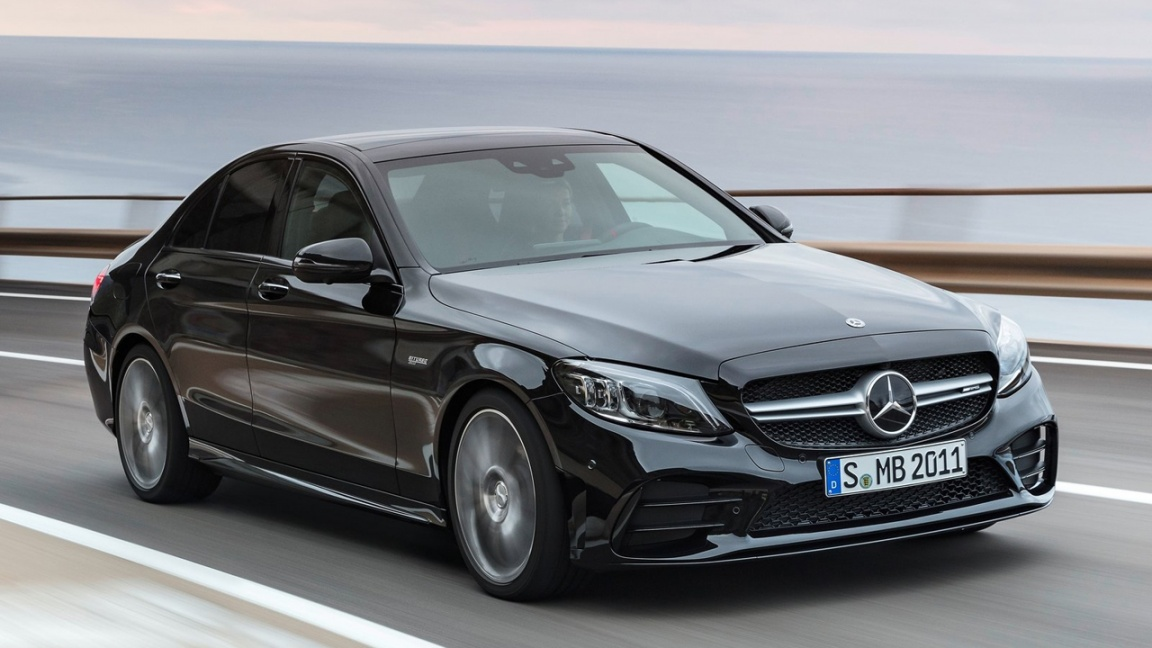 Mercedes-Benz C43 AMG 4Matic 2018