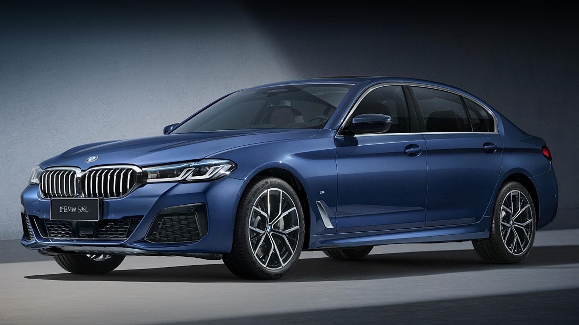 BMW 535Le 2021