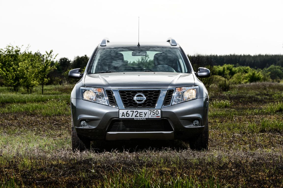 Nissan Terrano: Брат ты мне или не брат