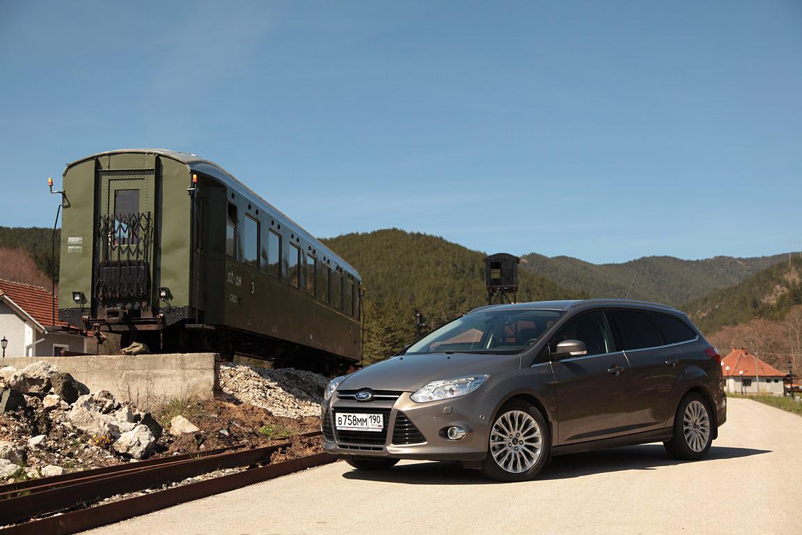 Ford Focus Wagon: Вагон желаний