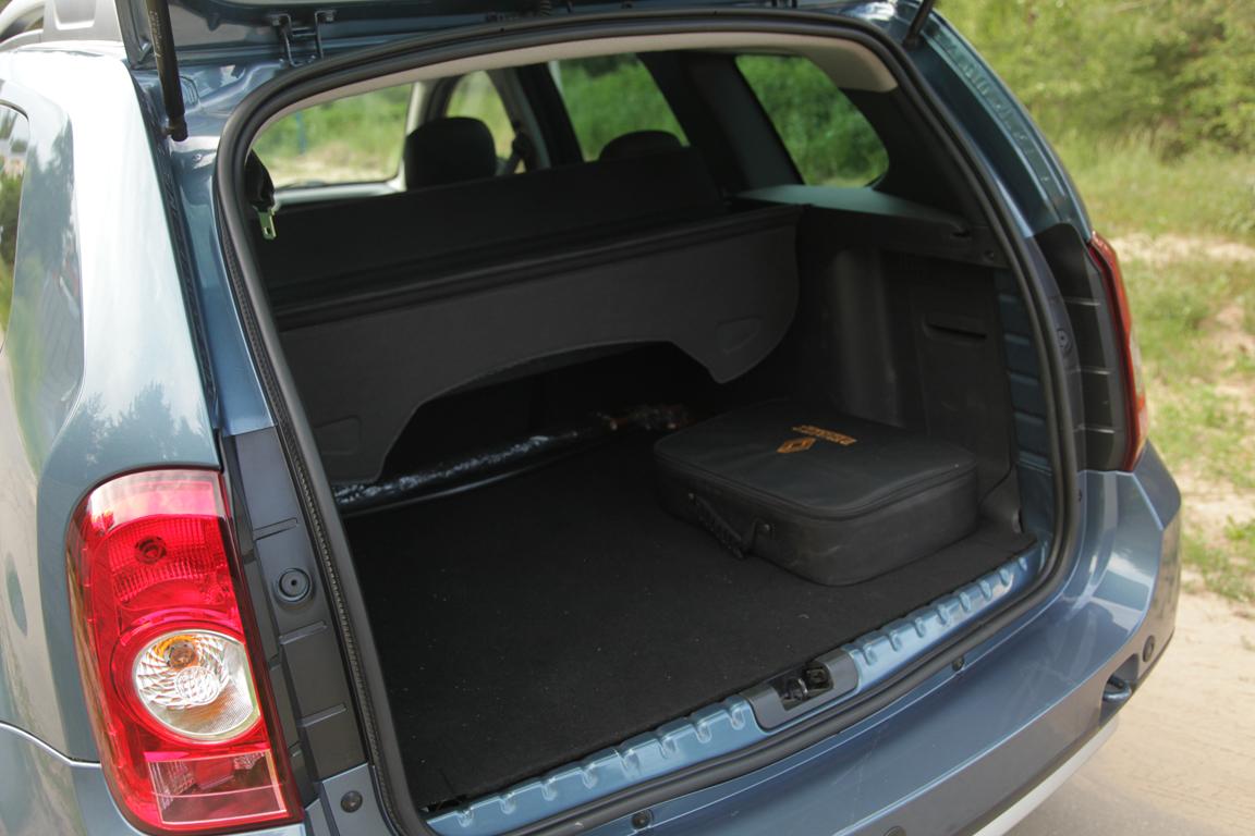 Renault Duster: Экзамен автоматом