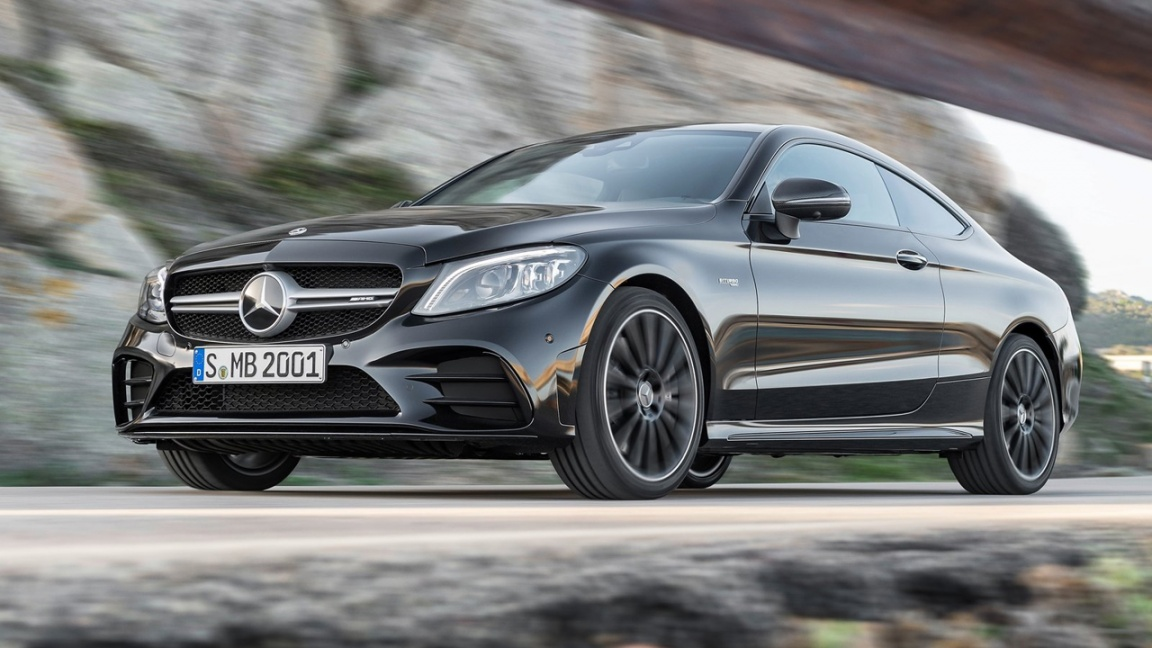 Mercedes-Benz C43 AMG Coupe 2019
