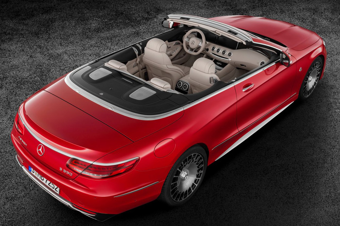 Mercedes-Benz S650 Cabriolet Maybach