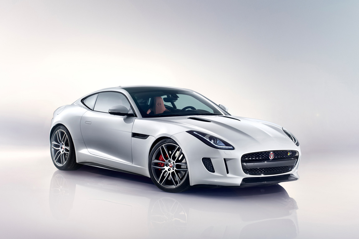 Jaguar F-Type Coupe 2013